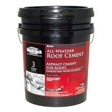 5G All-Weather Roof Cement, 25 gal