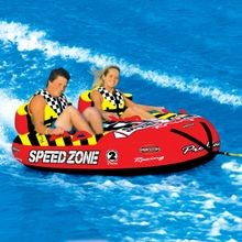 Speedzone 2 Towable Inflatable Double Rider