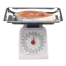 Stainless Steel Tray 22 Lb Kitchen Scale