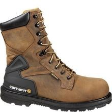 Men's Bison 8-Inch Non-Safety Toe Work Boot