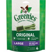Original Large Dog Dental Treats