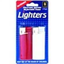 Electronic Refillable Pocket Lighter 2-Pack