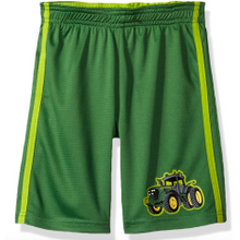 Little Boys' Athletic Tractor Short