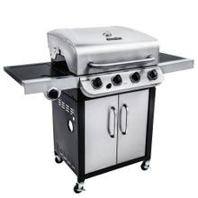 Performance 4 Burner With Side Burner Gas Grill