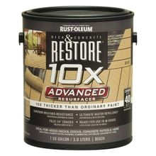 Beach 10X Restore Deck Coating (1 Gallon)