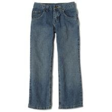 Boys' Relaxed Fit Straight Leg Jeans