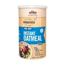 Woodstock Instant Oats - 18.5 Oz.