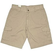 Men's Cargo Pocket Twill Short