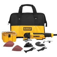 Multi Material Corded Oscillating Tool Kit