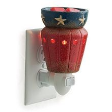 Pluggable Fragrance Warmer, Americana