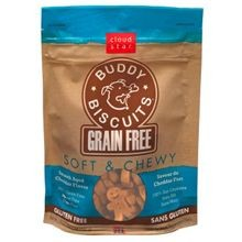 Buddy Biscuits Grain Free Soft & Chewy Dog Treat