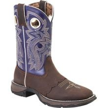 Ladies' Lady Rebel Twilight N' Lace Saddle Western Cowgirl Boot