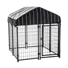 Pet Resort Exercise Pen with Cover