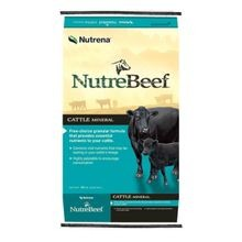 Nutrebeef Cattle Mineral