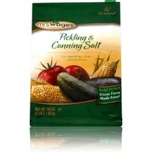 Pickling and Canning Salt 3 lb