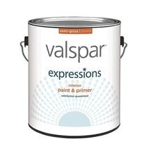 Expressions Interior Semi Gloss Pastel Paint 1 Gallon