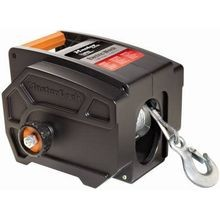 Master Lock 2953AT 11.13 x 9.62 in. 12V Electric Portable Winch