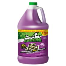 Mean Green 1 Gallon Boat & Vehicle Pressure Washer Ultra Concentrate