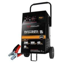 6/12 V Rolling Battery Charger