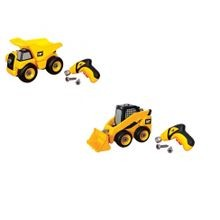 Construction Take-A-Part Vehicles