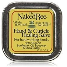 Hand & Cuticle Healing Salve - Orange Blossom Honey