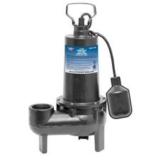 Cast Iron Sewage Sump Pump