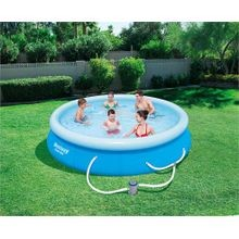 12 Feet x 30 Inch Pool Set