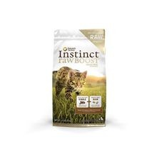 Instinct Raw Boost Grain-Free Duck with Turkey Meal Formula Dry Cat Food, 4.5 lb Bag