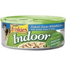 Indoor Ocean Whitefish Canned Cat Food
