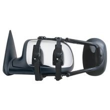 Deluxe Universal Clip-on Trailer Towing Mirror
