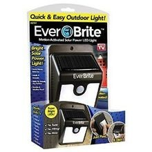 EverBrite Outdoor Solar Powered LED
