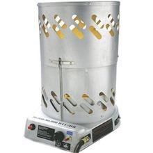 80,000 BTU Propane Convection Heater