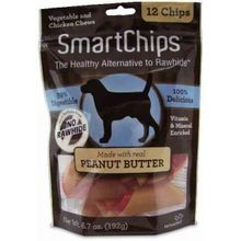 SmartChips Rawhide Free Dog Treat