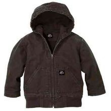 Little Boys' Insulated Fleece Lined Jacket