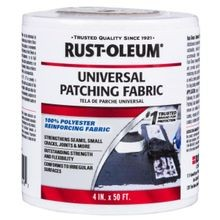4 in. x 50 ft. Universal Roofing Patching Fabric