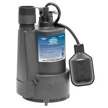 Sump Pump Submersible Thermoplastic