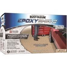 Epoxyshield  Professional Solvent Based Floor Coating Liquid Kit