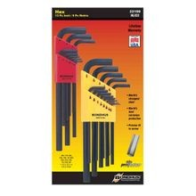 Hex End L-Wrench Multi-Pack