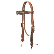 Country Charm Browband Headstall