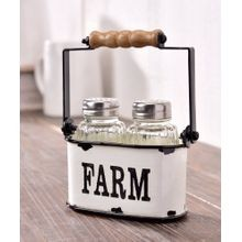 Farms Salt & Pepper Set
