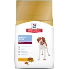 Adult Grain Free Chicken & Potato Recipe Dry Dog Food, 21 lb bag
