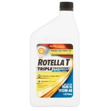 Rotella T 15W40 Heavy Duty Triple Protection Motor Oil - Quart