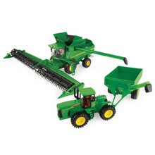 1:32 Big Farm John Deere Harvesting Set