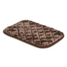 Dog Sleeper Bed - Chocolate