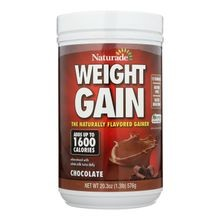 - Weight Gain - Chocolate - 20.3 Oz