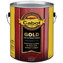 1 Gallon Red Wood Finish paint