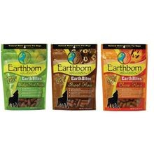 Earthbites Grain Free Dog Treats - 7.5 oz ea