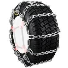 2-Link Snowblower Garden Tractor Tire Chain