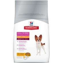 Adult Small & Toy Breed Light with Chicken Meal & Barley Dry Dog Food