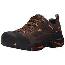 2e9c1297a5 KEEN Men s Braddock Low Soft Toe Work Shoe